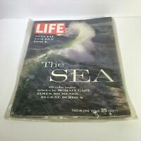 Life Magazine: Dec 12 1962 - Special Double Issue: The Sea