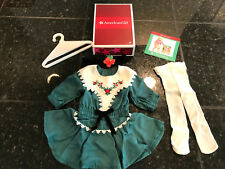 NEW American Girl Ruthie's Holiday Outfit Xmas Christmas Kit