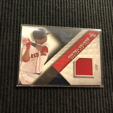 2018 TOPPS #2 RAFAEL DEVERS *GAME USED JERSEY*  BOSTON RED SOX