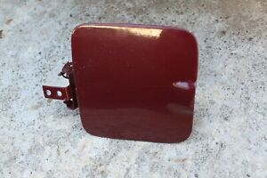 1975-93 Volvo 240 Series Fuel Door, Red. 141 Richelieu red/ Wine red