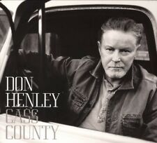 Don Henley ‎– Cass County 12 Track CD Album The Eagles Rock Folk World & Country