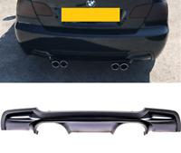 BMW 3 series E92 E93 M sport quad M3 CSL style rear bumper diffuser valence