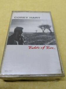 Corey Hart, Fields Of Fire, Casette - SEALED