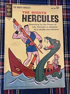 1963 The Mighty Hercules Gold Key Comic No. 1