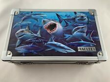 "Vaultz 8.5"" X 5"" Kids Shark Case"
