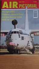 Air Pictorial 1994 May Singapore Air Force,Australian Regional Airlines,RAE