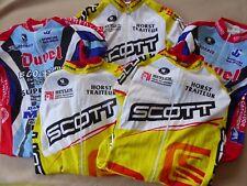bundle mens VERMARC cycling jerseys - size M good condition