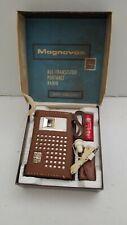 MAGNAVOX TRANSISTOR RADIO MODEL 2-AM-70  - 7 transistors -in Box