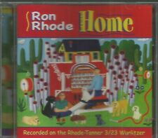 Home Ron Rhode CD 2008 Roxy (Recorded on Rhode-Tanner 3/23 Wurlitzer)