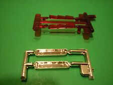 1969 Camaro RS Z28 SS 1/25 taillamps tailights chrome housing model car part