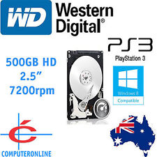 "Western Digital WD 500GB Scorpio Black 2.5"" Hard Drive SATA 7200 FOR LAPTOP/ PS4"