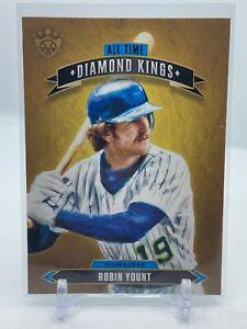 ROBIN YOUNT - 2020 DIAMOND KINGS BASEBALL - ALL-TIME DIAMOND KINGS - #ATDK-12