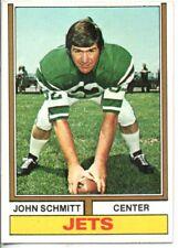 1974 TOPPS JOHN SCHMITT (NM)