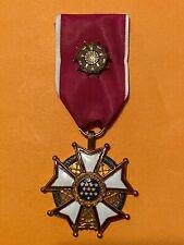New listing U.S. Legion of Merit medal, officer class