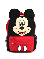 Disney Mickey Mouse 3D Ear Toddler Backpack
