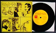 BLOOD-GIN-Love Under Glass-Picture Sleeve+45-VML Records #022-Chicago Punk Rock