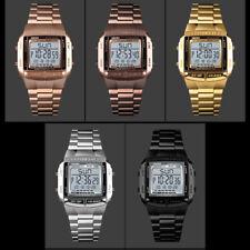 Reloj de Pulsera Reloj De Moda Relojes Deportivos Para Hombre SKMEI 5 Digital LED Impermeable Alarma