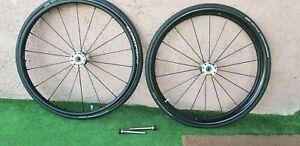 "25"" Spinergy 18 Black Spox with Schwable Tires+ Inner tubes+Handrims+2 Axles ."