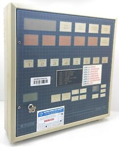 Thorn Security Ltd. T881 Fire Detecting & Alarm System