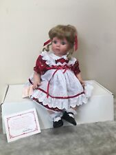 "Nib Coa Susan Wakeen ""Cathy�20� Doll Numbered 159/300"