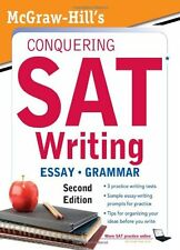 McGraw-Hills Conquering SAT Writing, Second Edition (5 Steps to a 5 on the Adva