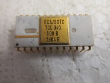 1 vintage and rare RCA/SSTC 608B  for collectors dated '78 gold face and pins