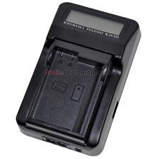 LCD Battery Charger For Nikon EN-EL15 D500 D600 D610 D7000 D7100 D7200 D750 1 V1