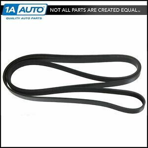 AC DELCO 6K966 Serpentine Belt for Chevy Dodge Ford Chrysler GMC Audi Mercury