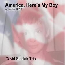 SINCLAIR DAVID / Trio - America here er My Boy / lonelin NEU 17.8cm