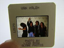 More details for original press photo slide negative - van halen - 1990's - c