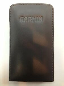 GARMIN LEATHER CARRYING CASE, PART #010-10415-00, UPC 753759042288