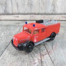 ROCO - 1:87 - Feuerwehr Stadt Salzburg -#M27768