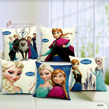 Frozen Sofa Waist Throw Cushion Cover