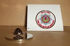 Scottish Fire and Rescue Service Lapel pin badge
