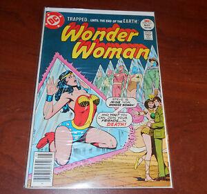 Wonder Woman 231 Osira Michael Netzer Vince Colletta Cover Bob Brown 1977