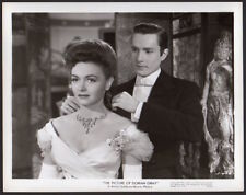 DONNA REED & HURD HATFIELD The Picture of Dorian Gray 1945 VINTAGE ORIG PHOTO