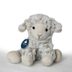 Stofftier Schaf, Lamm, Lämmchen, Kuscheltier, Plüschtier,  (Höhe ca. 18 cm)