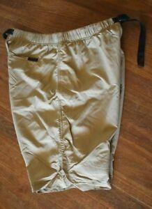 GRAMICCI Belted Nylon Climbing Short Size Medium *Mint* Appear Unworn