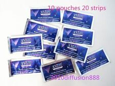 Crest 3D White Whitestrips LUXE Professional Effects**10 Pouches 20 strips**