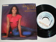 DANIELA ROMO Mentiras SPAIN 45 1983