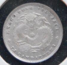 China (Kaiserreich)  7.2 Candareens 1890 - 1908  (Provinz Kwangtung)