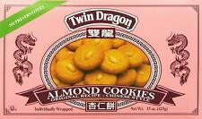 Twin Dragon Almond Cookies Original Recipe 15 oz ( Pack Of 3 )