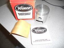 NOS 1977 1978 Bultaco 125 1.50 Wiseco Piston Kit 419P6
