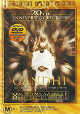 Gandhi - Drama / Classic - 20th Anniversary Edition - Ben Kingsley - NEW DVD