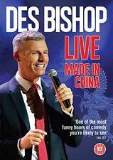 Des Bishop Live - Made in China [DVD] [2015][Region 2]