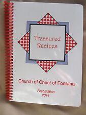 Church of Christ of Fontana Cookbook Fontana, Kansas 2014