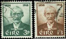 Ireland Scott #165 - #166 Complete Set of 2 Used