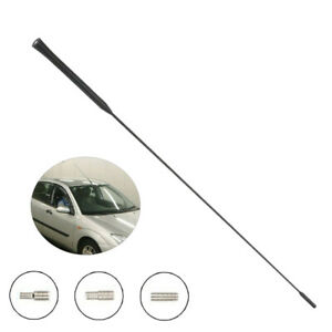 For Ford Focus Connect Fiesta 50 Cm Antenna Aerial Antena Radio Am Fm Rod Roof