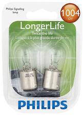 Courtesy Light Bulb-LongerLife - Twin Blister Pack Philips 1004LLB2