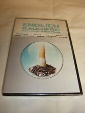 DVD Endlich Rauchfrei - Nichtraucher in einer Woche NEU in OVP